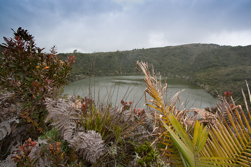Laguna Guatavita | by The Colombian Way