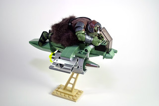 Gamorrean Speeder Bike | by Fifth line