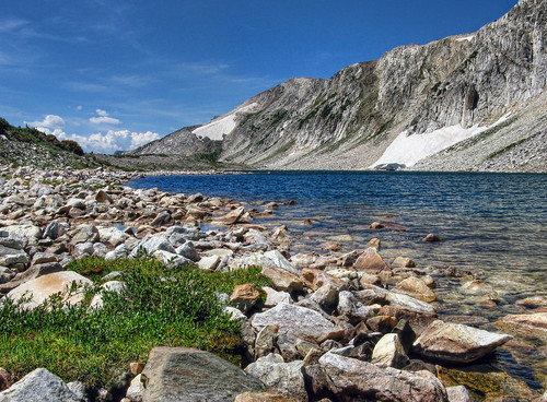 South Gap Lake, Medicine Bow National Forest | by turbguy - pro