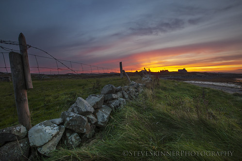 Fence Line - Donegal - Explore | by sjs61