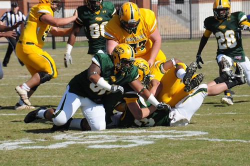 Football Scrimmage 4-21-2012_17 | by Arkansas Tech University