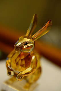 Rabbit crystal | by JennyHuang