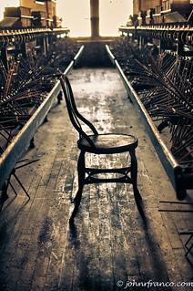 Chair in the Mill | by Fine Photographic Images by John Franco