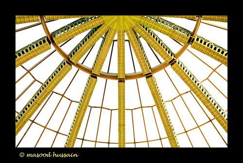 Central Dome- The Mall of the Emirates, Dubai | by Masood Hussain