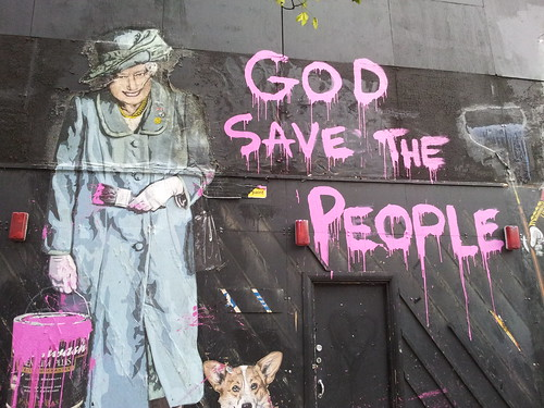 God Save the People | by rdgmck