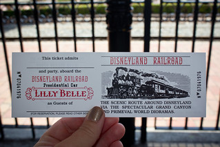 Lilly Belle Ticket | by HarshLight