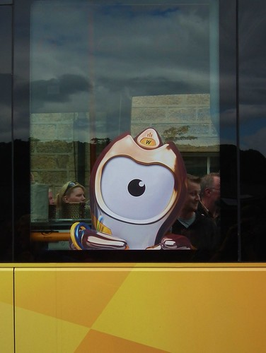 Torch Relay Mascot | by Derbyshire Harrier