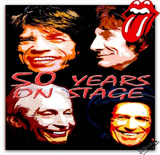 50 years on stage - congrats !! | by OBJECTIVE-MAN