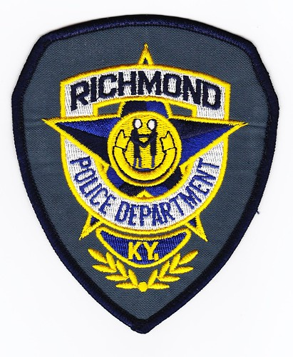 KY - Richmond Police Department | by Inventorchris