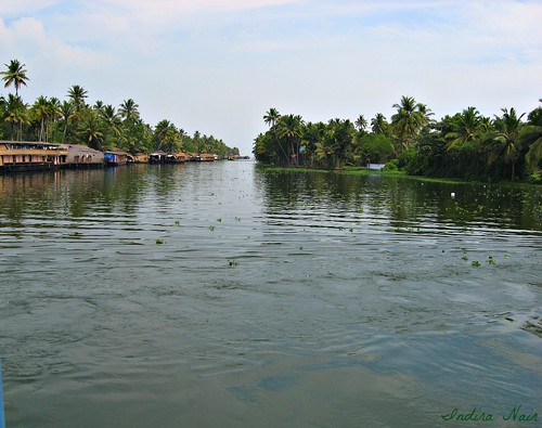 Mesmerizing backwaters...! | by I Nair