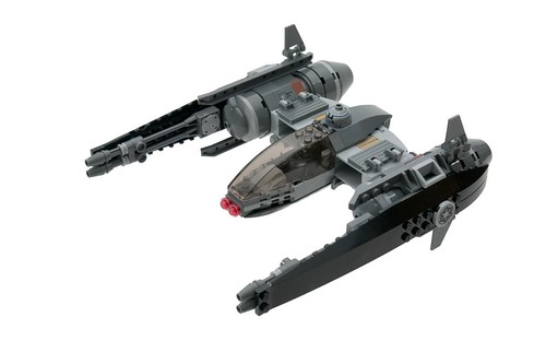 M-Wing Long-Range Interceptor | by ted @ndes