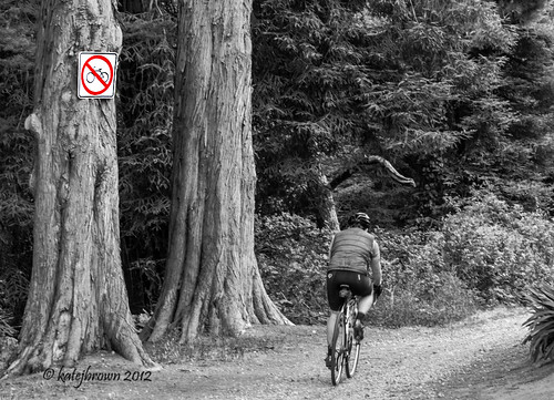 No Bikes | by katejbrown photography