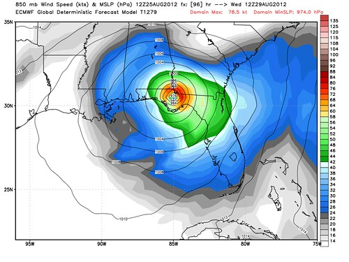 ecm_mslp_uv850gulf_tropical_5 | by Brendan Loy