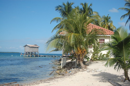 Caye on the MesoAmerican barrier reef | by Chill Expeditions