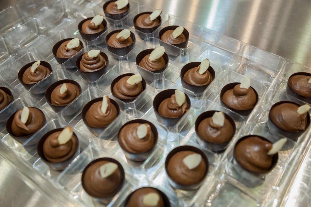 Barry Callebaut @ Sweets & Snacks Expo 2016, Chicago/U S