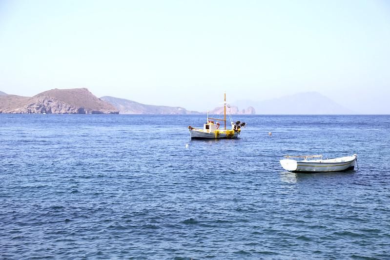 milos bateau de peche