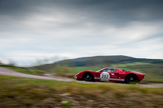 Tour Auto 2012 - Ford GT40 | by Guillaume Tassart