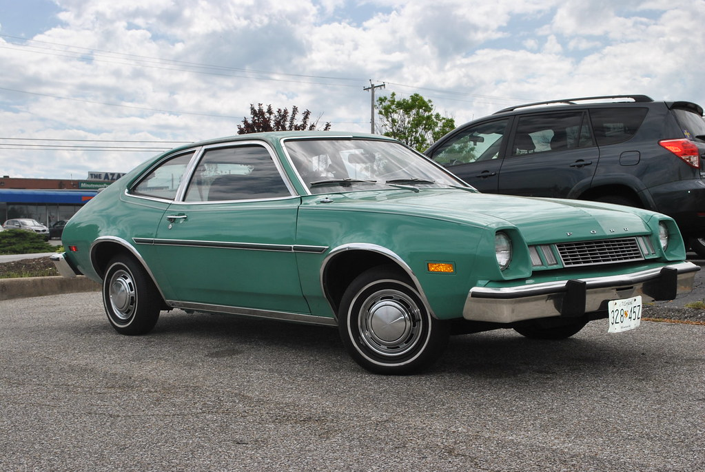 1978 Ford Pinto This Pinto Was In Mint Condition Very Wel Flickr