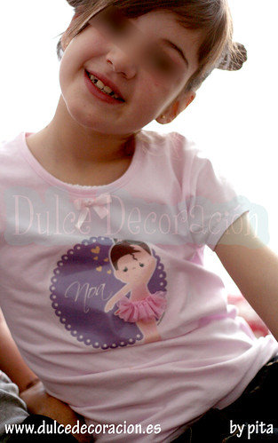 camiseta noa modelo | by Dulce decoración (modelado - tartas decoradas)