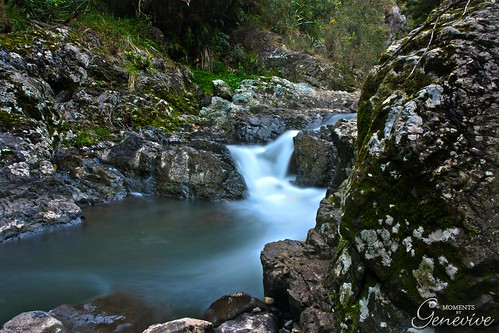 Piroa Falls - River Rapids #4 | by Genevive V
