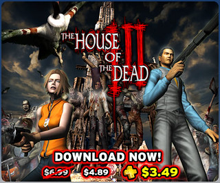 House of the Dead III Sale | by SEGA of America