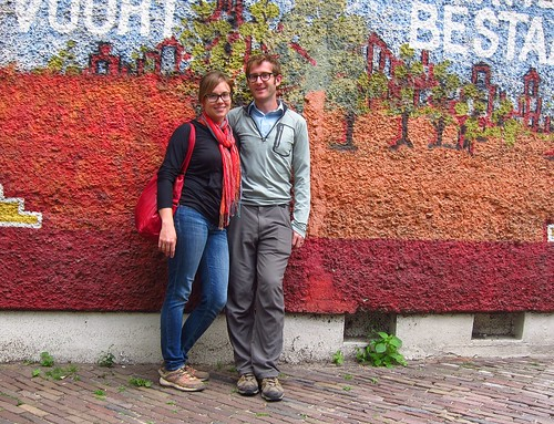 Us with Mural | by fabulousfabs