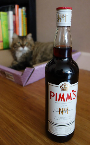It's Pimm's O'Clock! | by Scott Beale