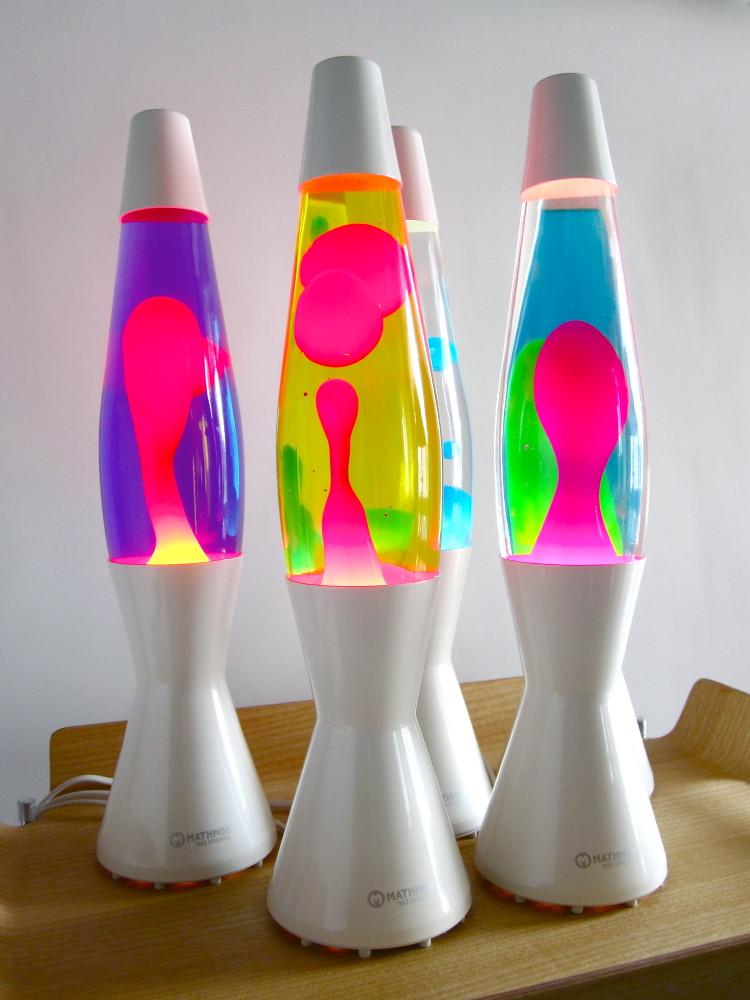 ... Beautiful Mathmos Lava Lamps | By Trippyglitters