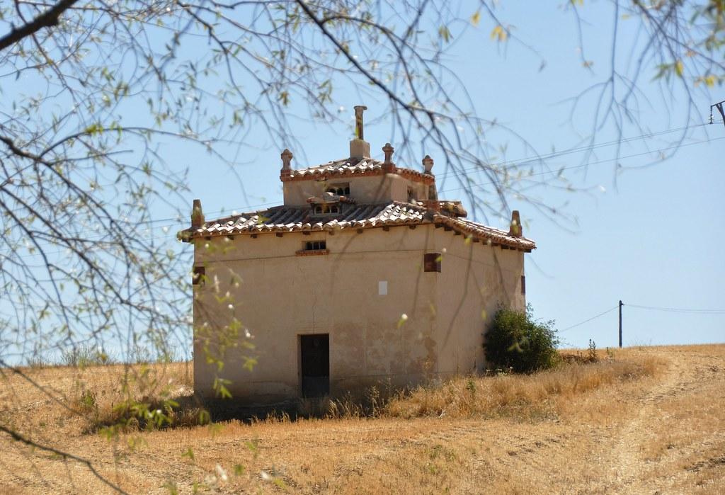 Calzada De Los Molinos Palencia Palomar Canduela Flickr