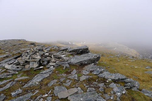 Summit of Meall Gorm | by Nick Bramhall