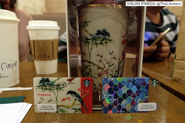 Starbucks Philippines 2016 cards
