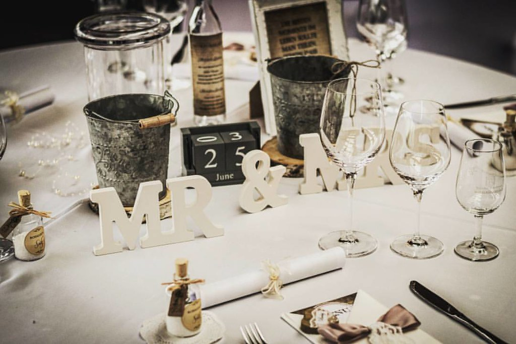 Wunderschone Hochzeitsdeko Hochzeitsdekoration Marcosor Flickr