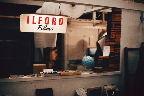 Ilford Films | by Bazzerio