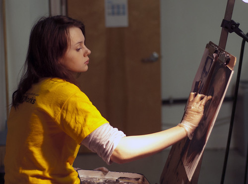 Painting + Portraits | by PNCA YOUTH PROGRAM