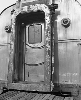 STAINLESS STEEL RAIL CAR | by t. m. angelo _ akron,ohio