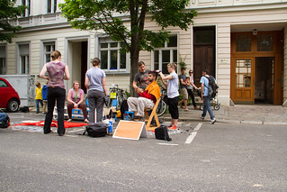 Transforming Parking Space (June 28, 2012) | by BMW Guggenheim Lab