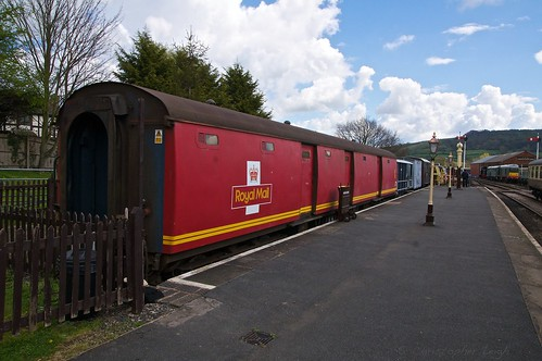 Royal Mail at Winchcombe, GWR | by Chris Leigh