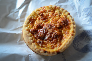 13th July - Real Men Eat Quiche | by The Hungry Cyclist