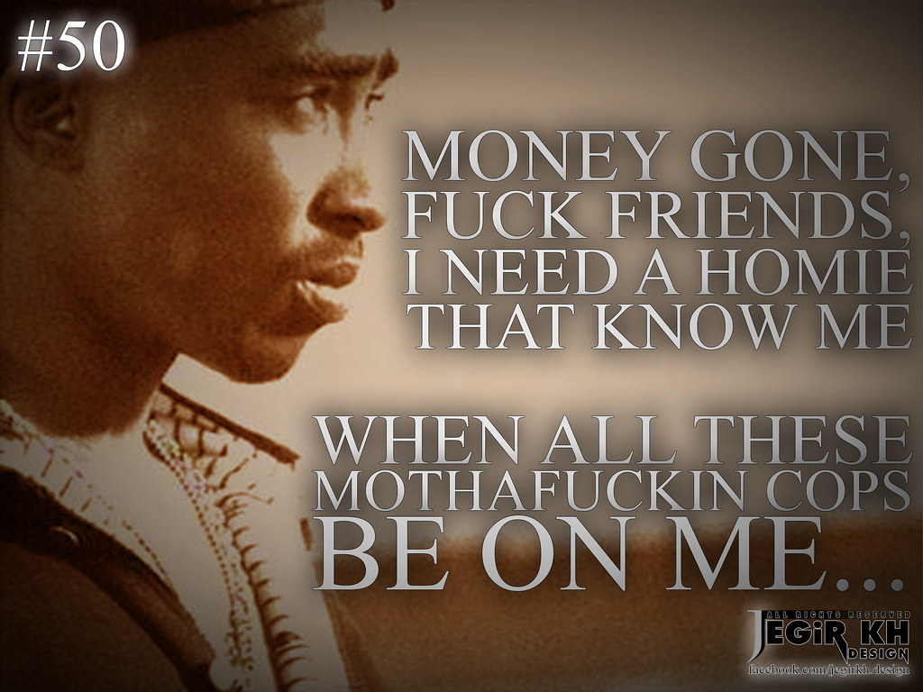 2pac Quotes Sayings JEGiR KH Design