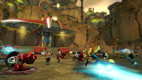 Ratchet and Clank: Full Frontal Assault | by PlayStation.Blog