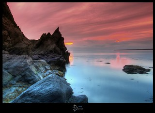 Cap a l'orignal Parc du Bic low tide HDR III | by Jean Surprenant photomagiste