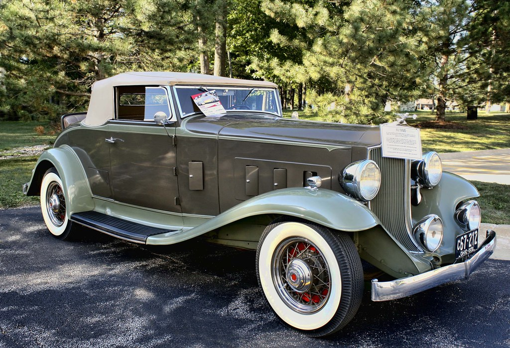 Unrestored, all-original 1932 Packard 900-Series | This car … | Flickr