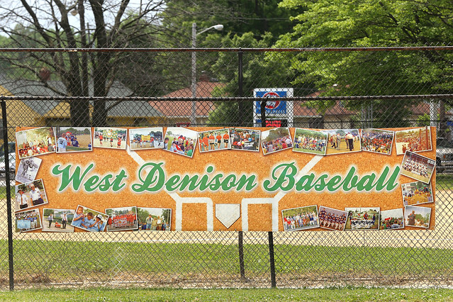 West Denison Baseball League Annual Parade & Game