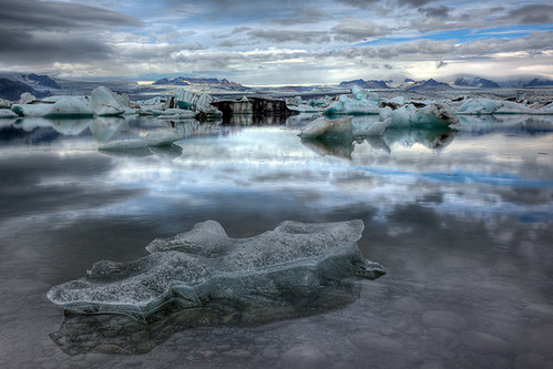 glacier lagoon | by Axel_Hahn