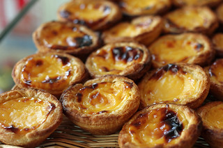 pasteis de nata | by David Lebovitz