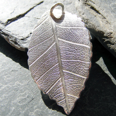 Bay Leaf | by Silver Storm Jewellery
