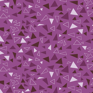 Lizzy House, Outfoxed, Confetti in Purple | by HookedOnNeedles