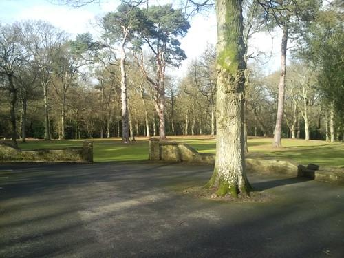 Abbey Park Car Park Leicester