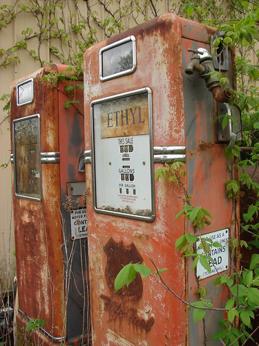 37 cents a gallon | by David Sebben