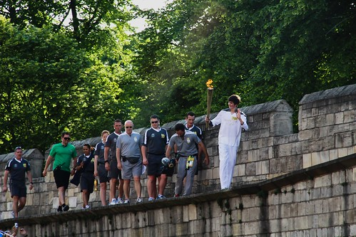 Olympic torch relay in York (5) | by nican45